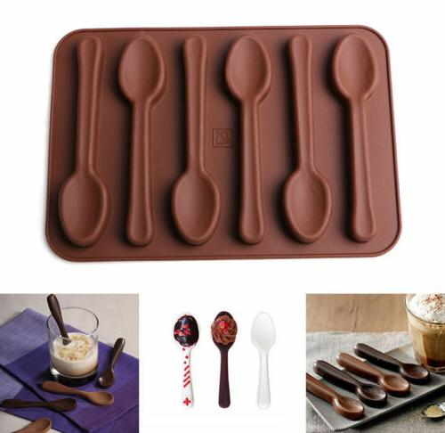 53 Design Silicone Decorating Cookies Chocolate Baking Mold