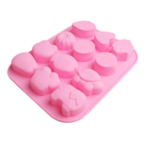 Decorating Mould Cookies Chocolate Mold
