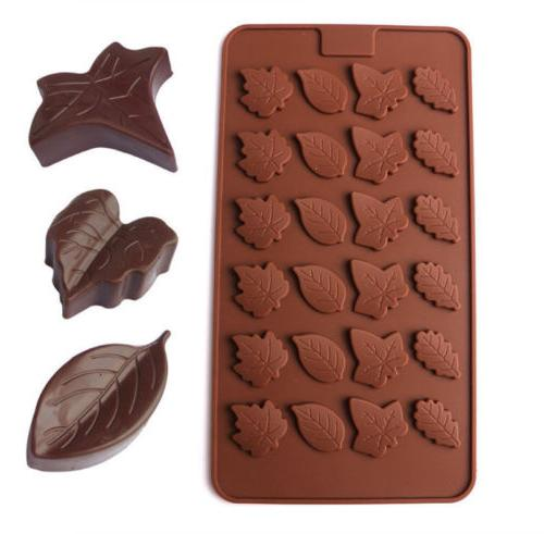 60 Silicone Decorating Moulds Candy Chocolate