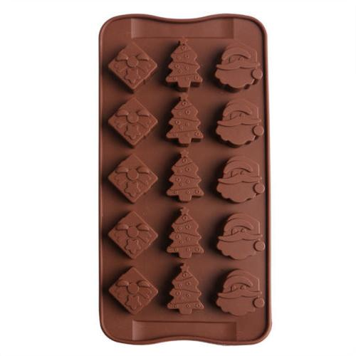 60 Silicone Cake Decorating Chocolate