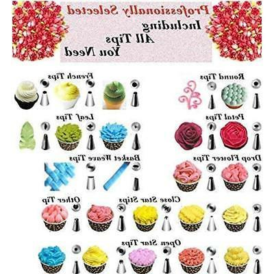 64 Gadgets Pcs Cake Supplies With