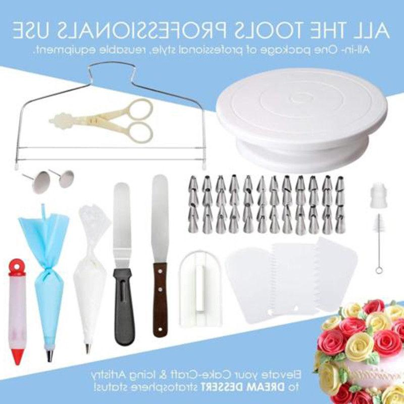 73 Kit DIY Professional Cupcake