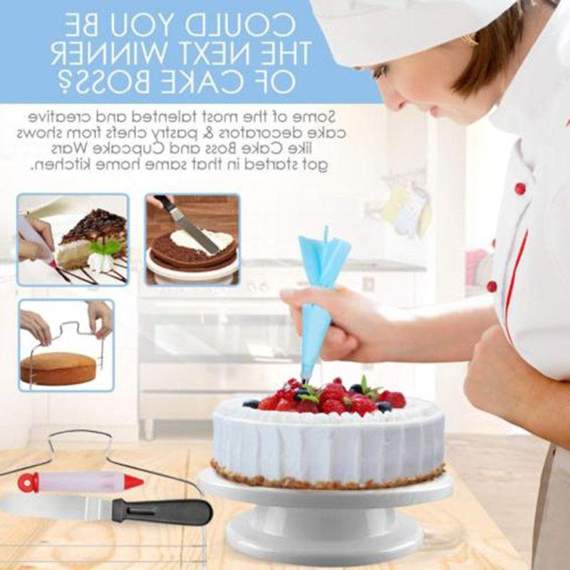 73 Kit DIY Professional Cake Cupcake