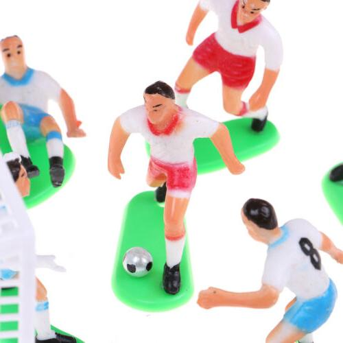 8pcs/Set Soccer Football Topper Player Decoration Model_CH