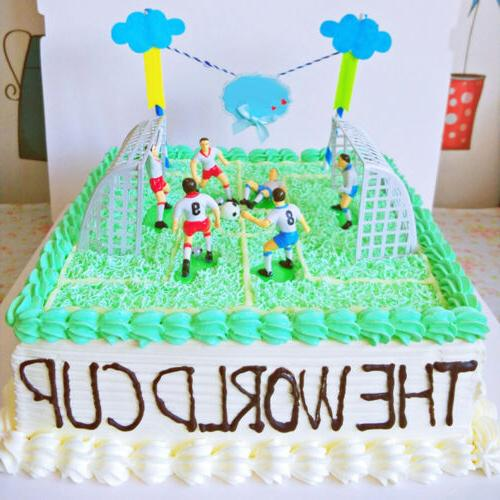 Topper Player Birthday Cake Decoration Model_CH