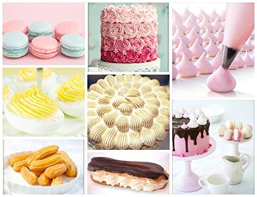 Cupcake The Love2bake Stainless Tips &