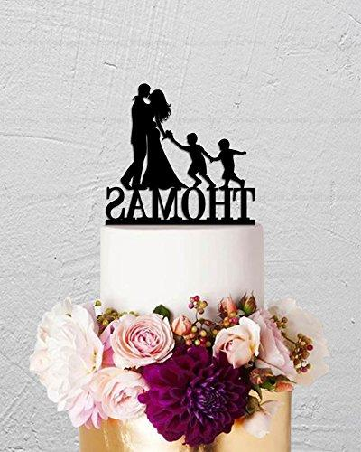 WEDDING CAKE TOPPERS DECORATION BRIDE /& GROOM GIFT PRESENT NOVELTY BRIDAL PARTY