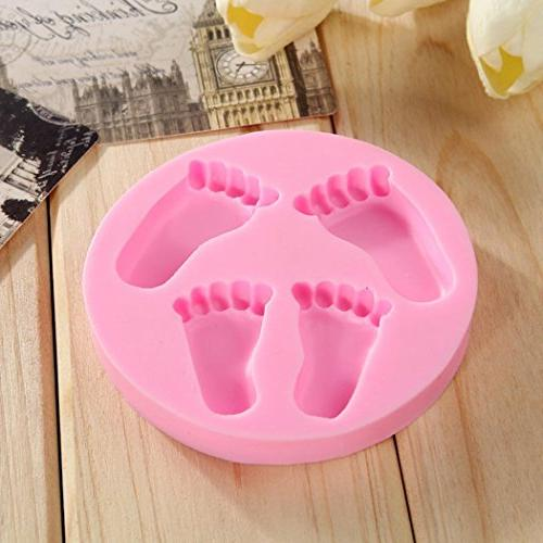 SaSa Baby Silicone Mold,Soap DIY Cake for