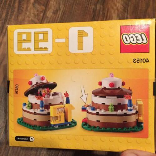 LEGO Birthday Table Decoration 🎂 40153 New