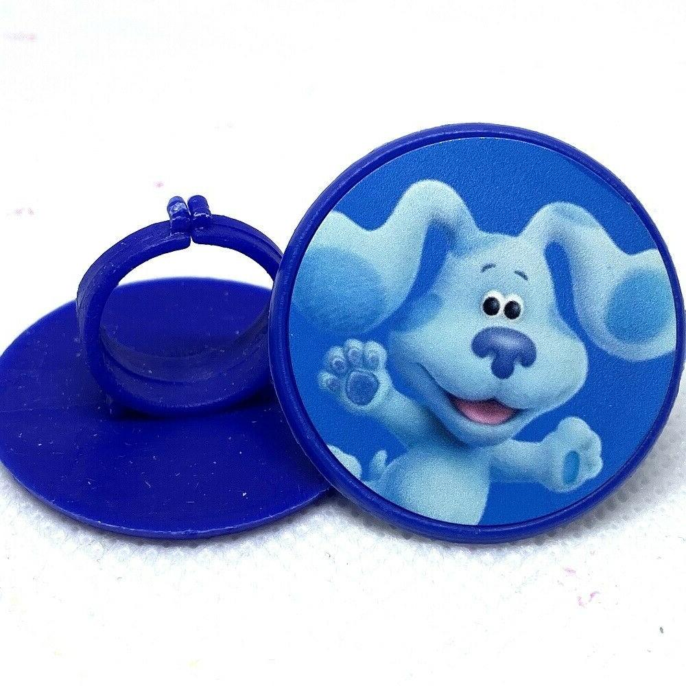 Blues Clues Cupcake Toppers Cake Decorations Set of 16 Birth