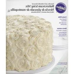 Bulk Buy: Wilton Creamy White Buttercream Icing Mix 14 Ounce