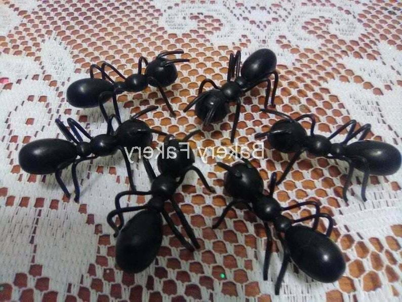 cake and cupcake decorating ants large plastic
