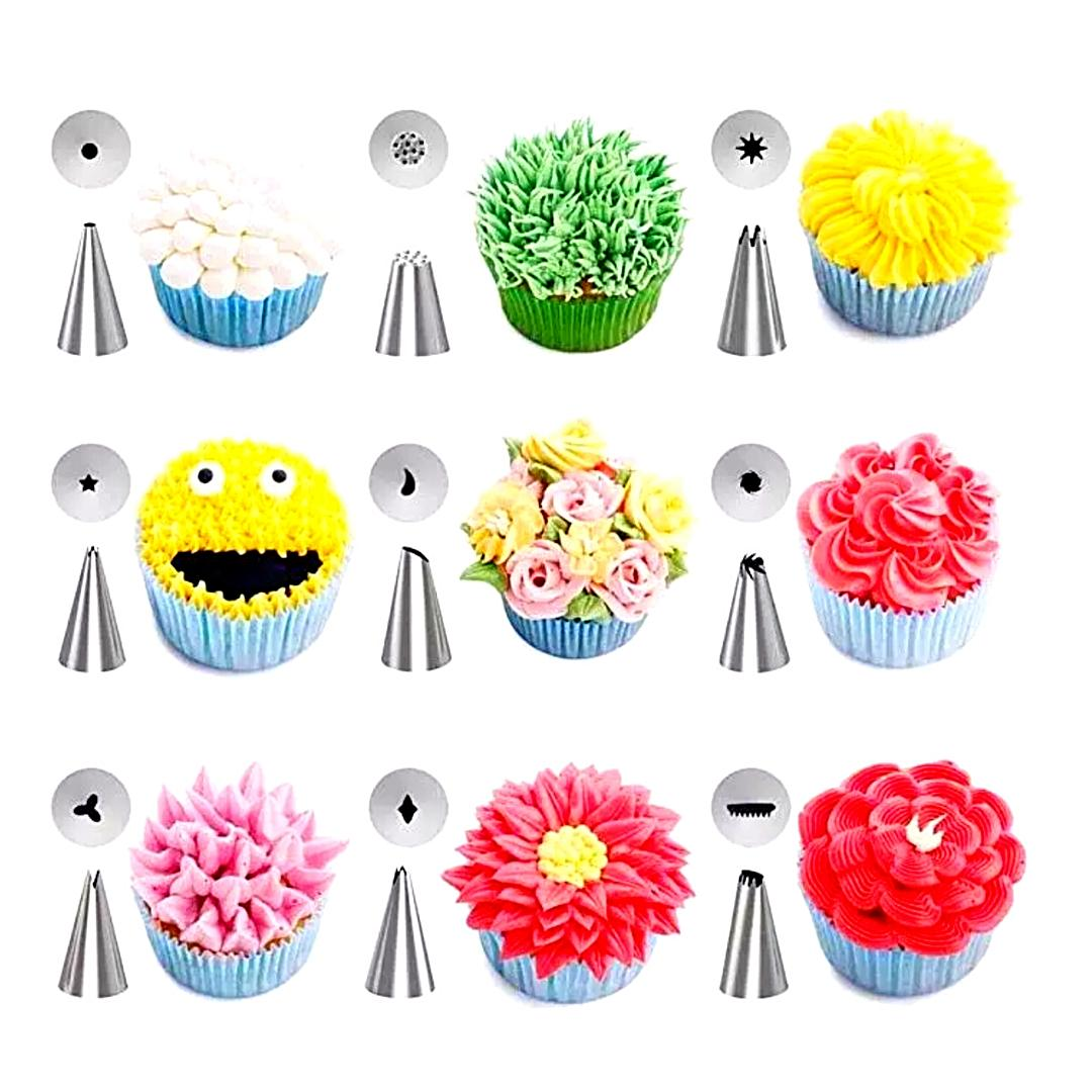 Cake Decorating Tools Bags Pastry Icing Bags 43