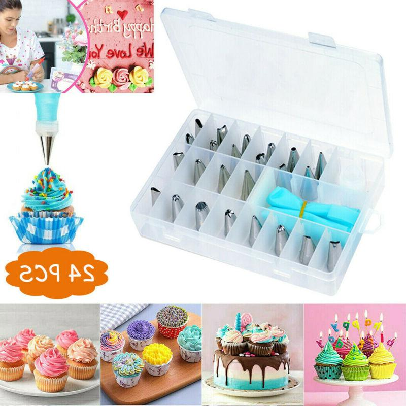 Cake Bags Piping Pastry set