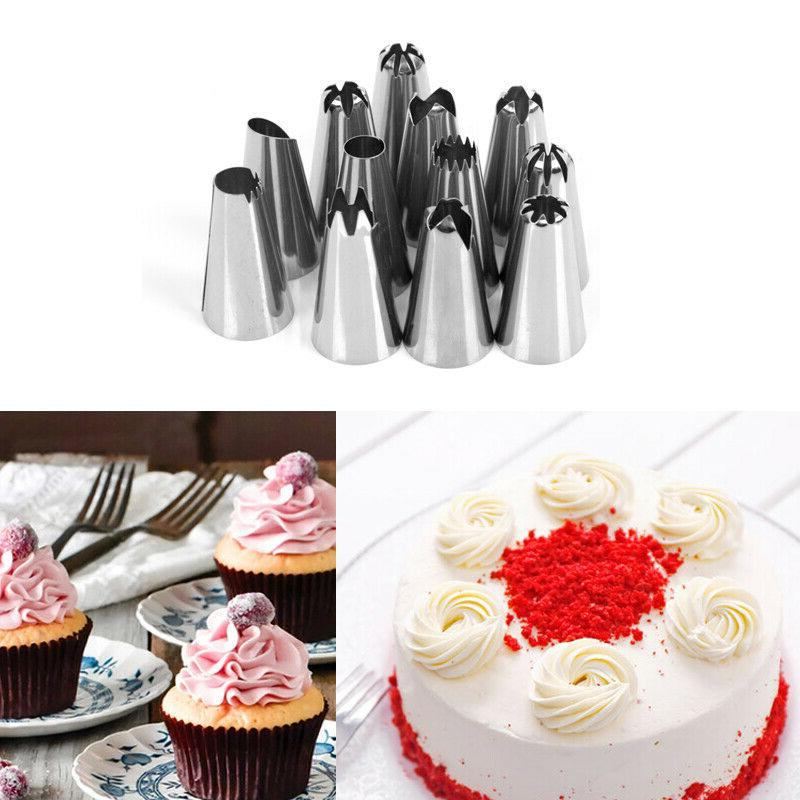 Cake Set Tools Pastry Icing Bags