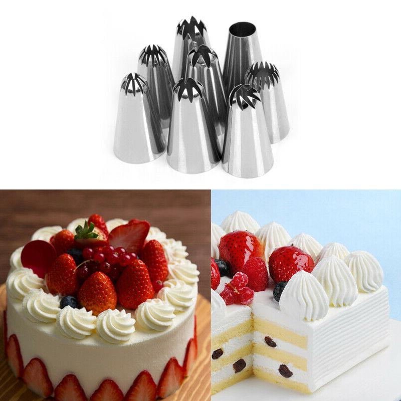 Cake Decorating Kit Supplies Set Pastry Icing