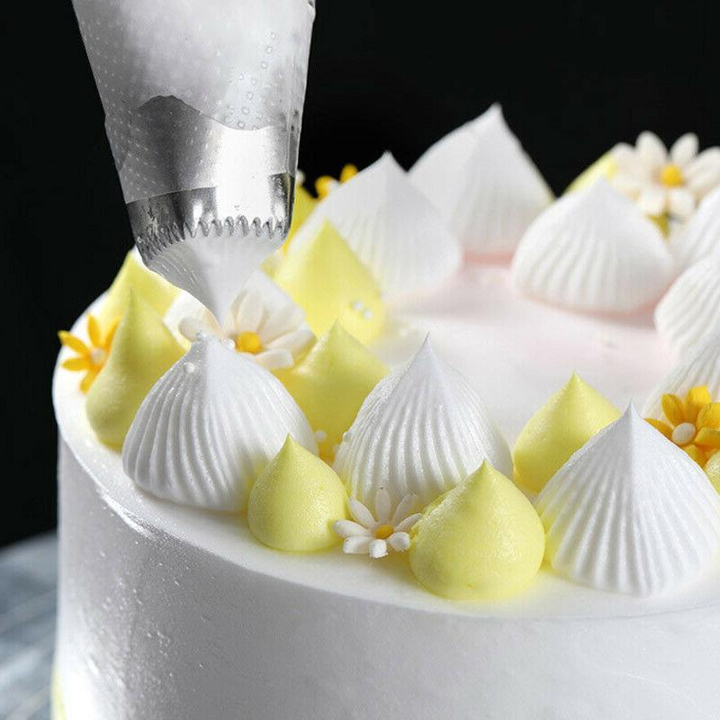 Cake Set Pastry Icing