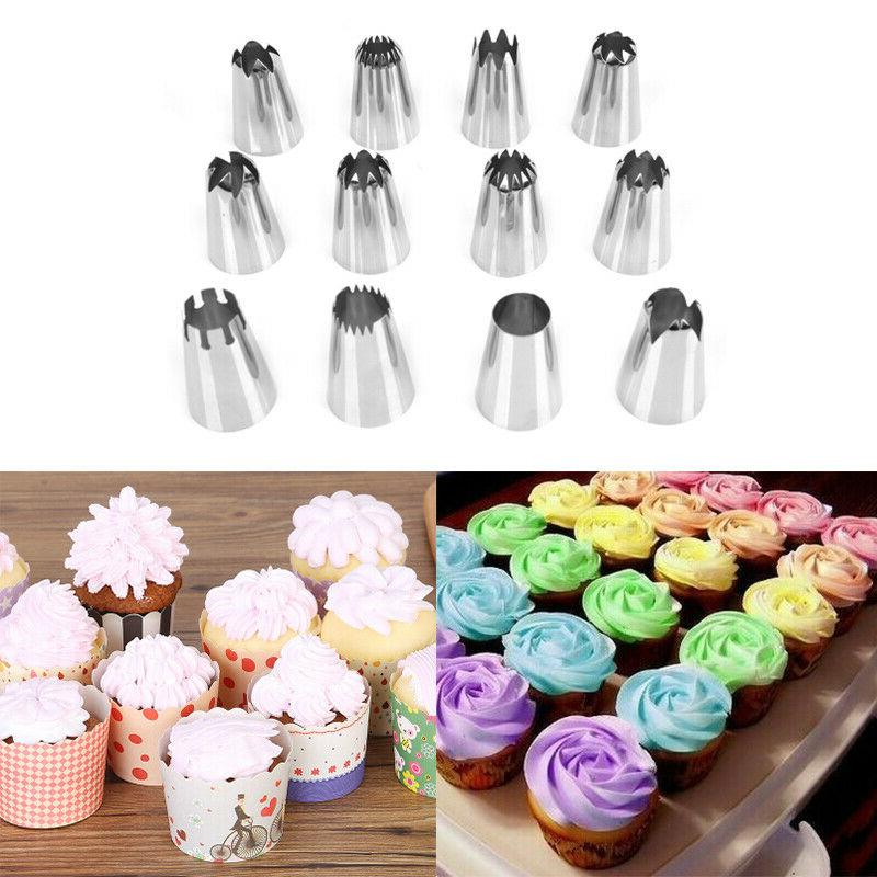 cake decorating kit supplies set tools piping