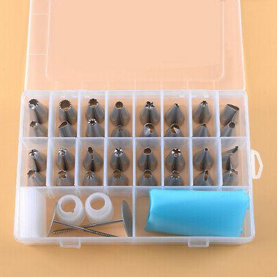 Cake Kit Set Tools Tips Pastry Icing Hot