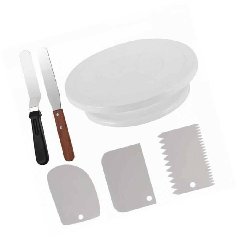 Cake Decorating Turntable,Thsinde Cake Decorating Supplies ...