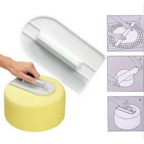 Cake Polisher Tools Cutter Sugarcraft Icing