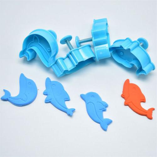 Cookies Cutter Fondant Cake Biscuit