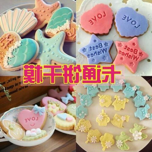 Cookies Cake Decor Mould Pastry Mold