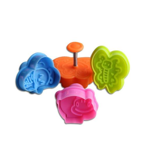 Cookies Plunger Cutter Cake Mould Pastry