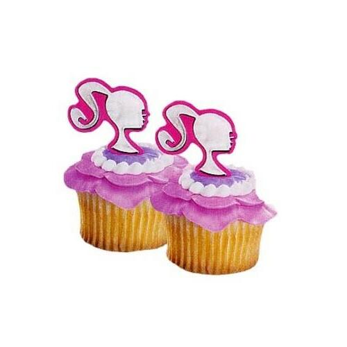 cupcake rings 12 birthday party supplies toppers