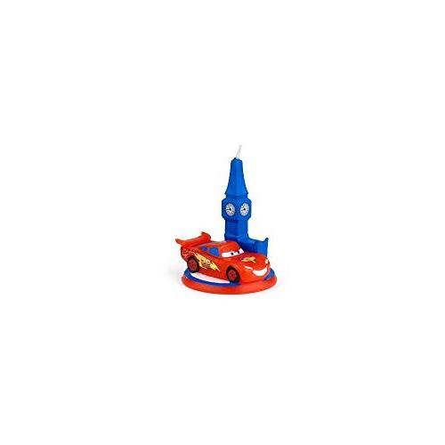 disney cars party candle