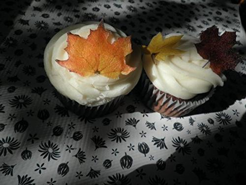Edible Fall - Set - Cake Decorations,