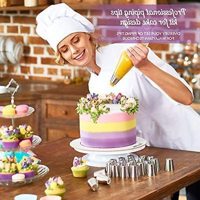 Icing & Russian - Decorating Set