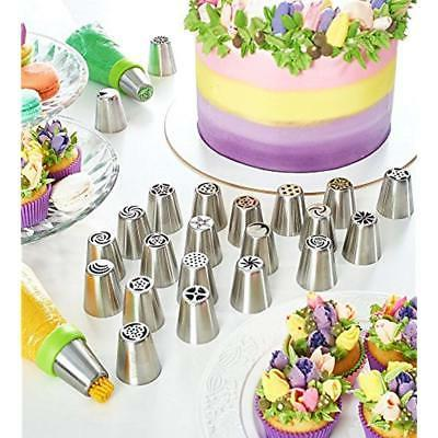 icing dispensers and tips russian piping cake