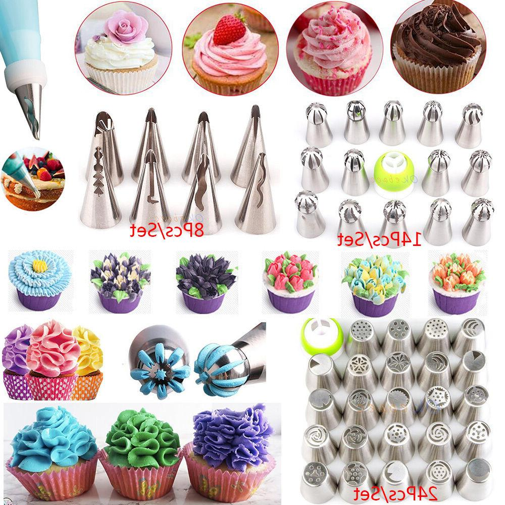 kits of russian flower cake decorating icing