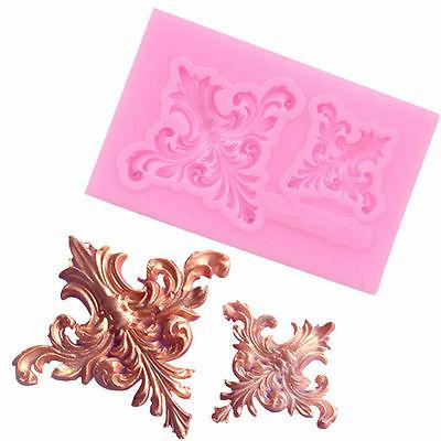 Relief Mould Cake Decor Border Sugar Paste