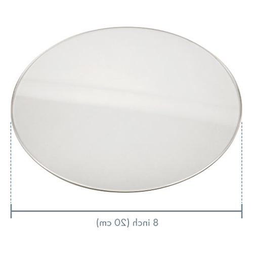 """8"""" Clear Reusable Cake Board"""