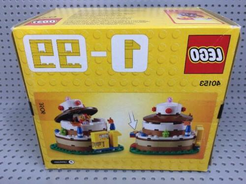LEGO Set DECORATION-Brick Pieces-NEW/Sealed/NISB
