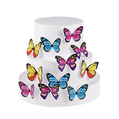 GEORLD Set of Butterfly Cake & Toppers Food 4