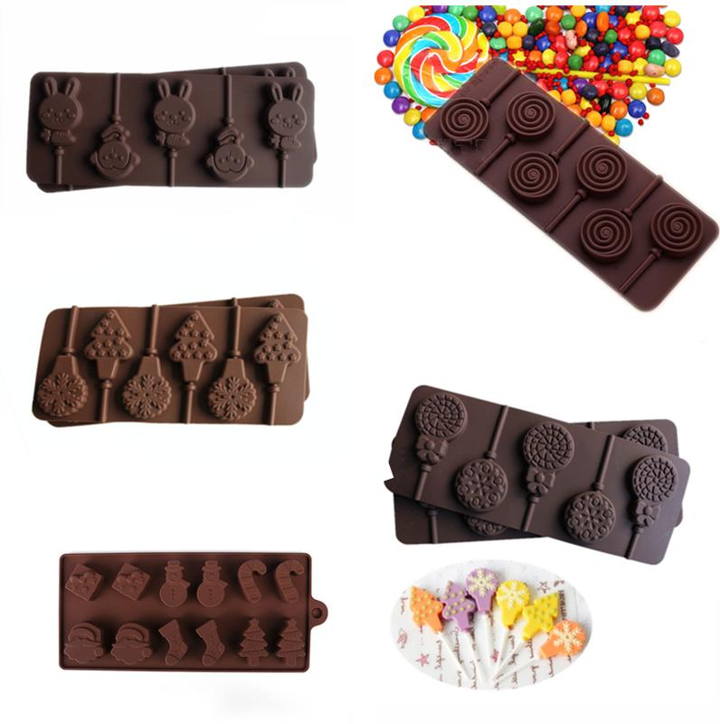 Silicone Cake Decorating Moulds DIY