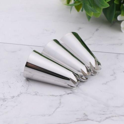 Stainless Steel Flower Icing Piping Tips