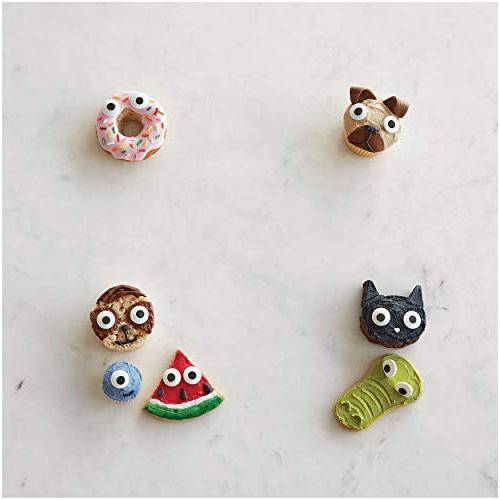 Wilton Sweet Candy Decorations Mustaches, Lips,