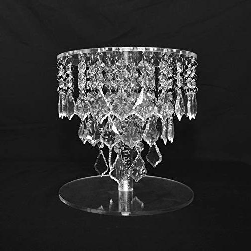 wedding crystal round bling chandelier