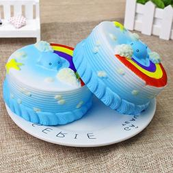 LeadingStar Simulate Cute Squishy Toy Cake Slow Rising Stres