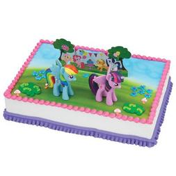 A1 Bakery Supplies My Little Pony It's a Pony Party Cake Dec