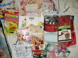 LOT OF CAKE DECORATING /COOKIE/BAKING/PARTY/ACCESSORIES/GIFT