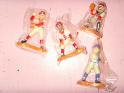Lot of sports baseball players cake decorations team NEW NOS