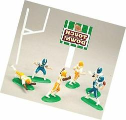 Miniature Football Players Party Cake / Cupcake Decoration T