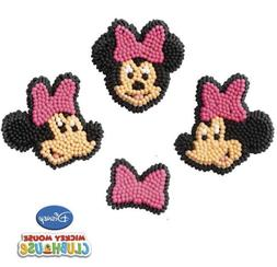 Wilton Minnie Mouse 710-6363 Candy Icing Decorations