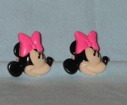 Minnie Mouse,Cupcake/Party/Favor Rings,Disney,Plastic,DecoPa