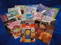NEW WILTON CAKE DECORATING YEARBOOK, VARIETY TO PICK FROM, Y